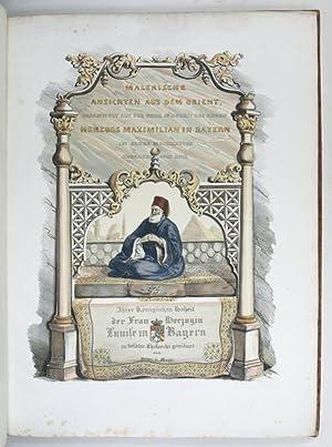 Malerische Ansichten aus dem Orient, gesammelt auf: Mayr, Heinrich von.