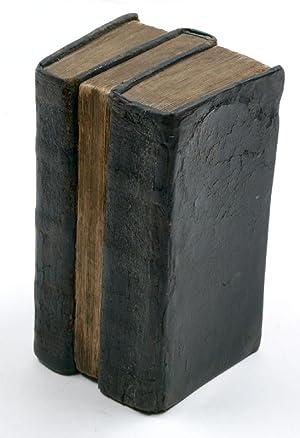 Biblia, das ist: Die gantze heilige Schrifft,: Dos-à-dos-à-dos binding]. Biblia