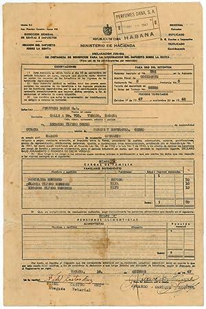 "Document signed twice (""Fidel Castro Ruz"").: Castro, Fidel, Cuban"