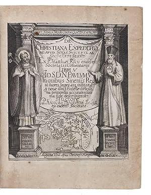 De Christiana expeditione apud Sina suspecta ab: Ricci, Matteo /