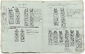 Journal de voyage en Egypte et en: Vaucelle de Ravigny,