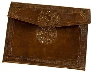 A large découpé Juz' Qur'an.: Juz' Qur'an.