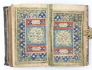 Illuminated Qur'an manuscript.: Quran.