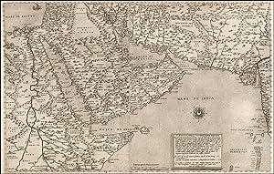 Il disegno della seconda parte dell' Asia.: Gastaldi, Giacomo.