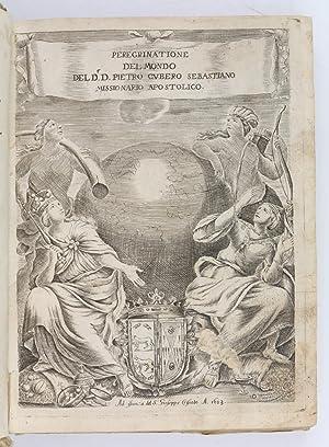 Peregrinazione del mondo.: Cubero Sebastiano, Pedro.