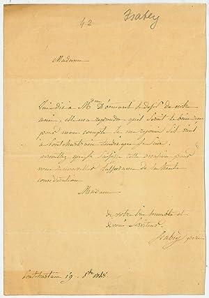 autograph letter - Seller-Supplied Images - Manuscripts & Paper ...