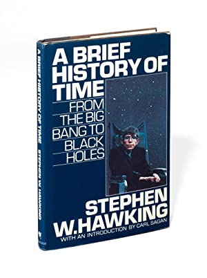 A Brief History of Time. From the Big Bang to Black Holes.
