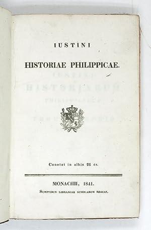 Iustini historiae philippicae.: Justinus, Marcus Junianus.