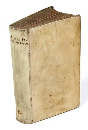 Kl. Ailianu poikiles historias biblia 14]. Cl.: Aelianus, Claudius.