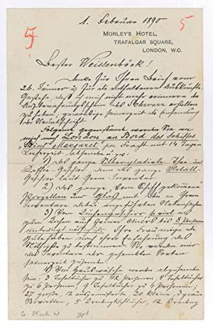 Anton - Manuskripte & Papierantiquitäten - AbeBooks