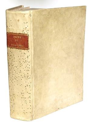Deche di Tito Livio padovano delle Historie: Titus Livius.