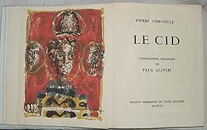 Le Cid.: AIZPIRI] CORNEILLE (Pierre):