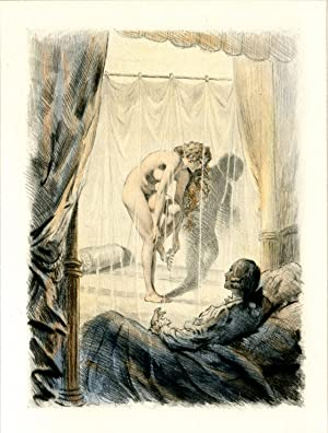 Le Diable Amoureux.: BECAT (Paul-Emile)] :