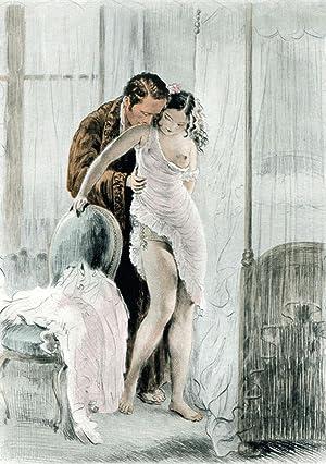 La Femme et le Pantin.: BECAT (Paul-Emile)] LOUYS