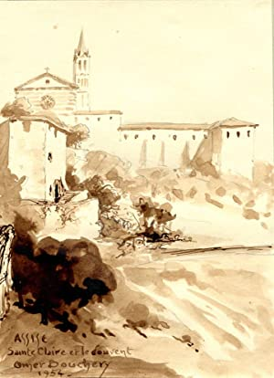 Les Fioretti de Saint François d'Assise.: BOUCHERY (Omer)] OZANAM :