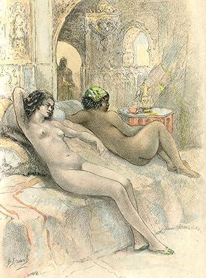 Poëmes Saturniens - La Bonne Chanson.: BROUET (Auguste)] VERLAINE (Paul) :