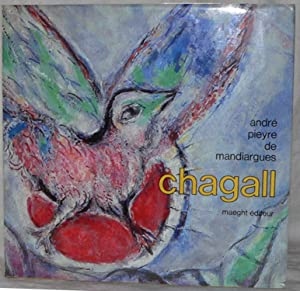 Chagall.: CHAGALL (Marc)] PIEYRE de MANDIARGUES (André ) :