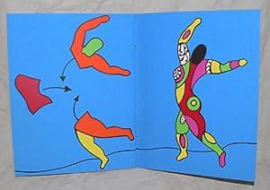 Invitation à la Danse.: SAINT-PHALLE (Niki de) :