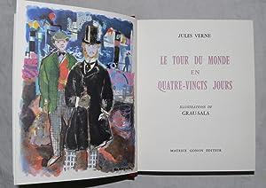 Les Voyages Extraordinaires illustrés par les Peintres.: VERNE (Jules) :