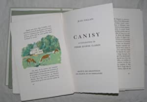 Canisy.: CLAIRIN (Pierre Eugène)] FOLLAIN (Jean) :