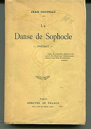 La Danse de Sophocle.: COCTEAU (Jean) :