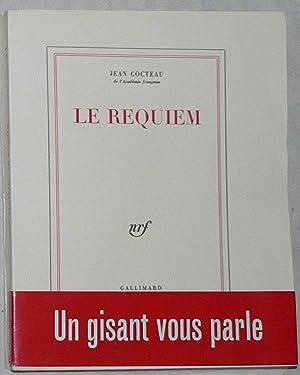 Le Requiem.: COCTEAU (Jean) :