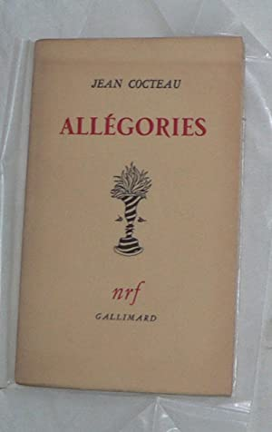 Allégories.: COCTEAU (Jean) :