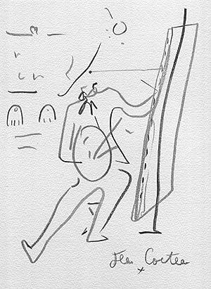 Hommage à Jean Cocteau 1993.: COCTEAU (Jean) :