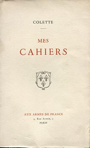 Mes Cahiers.: COLETTE :