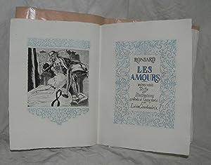 Les Amours - Poèmes Choisis.: COURBOULEIX (Léon]RONSARD (Pierre) :