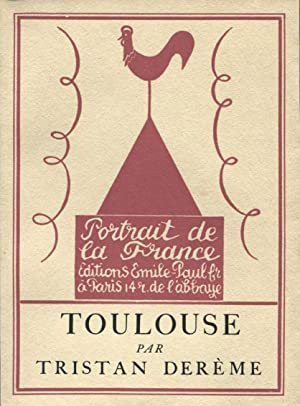 Toulouse.: DEREME (Tristan) :