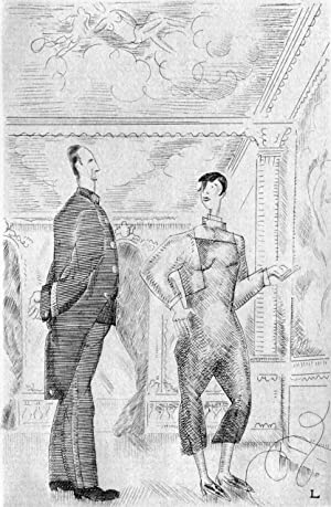 Fugues sur Siegfried.: LABOUREUR (Jean-Emile)] GIRAUDOUX (Jean) :