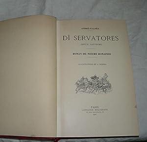 Dï Servatores (Dieux Sauveurs). Roman de Moeurs Romaines.: ROBIDA (Albert)] ANDRE-VALDES :
