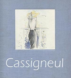 Aquarelles - Dessins.: CASSIGNEUL (Jean-Pierre)