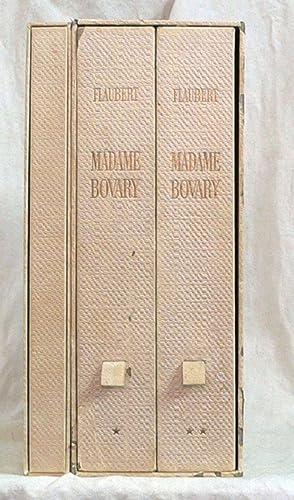 Madame Bovary, Moeurs de Provine.: CIRY (Michel)] FLAUBERT