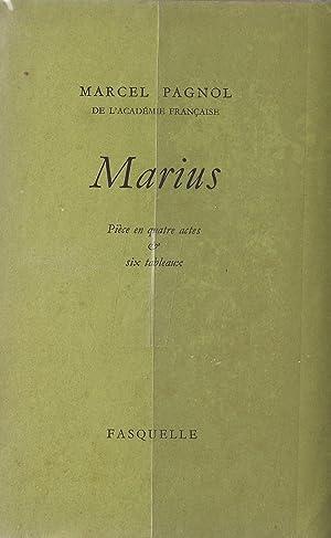 Marius - Fanny - César: Pagnol Marcel