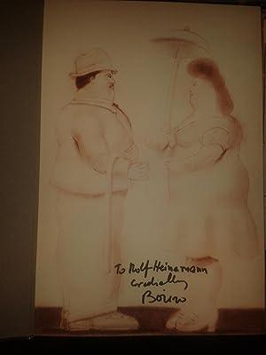 Fernando Botero. Das plastische Werke. Text von: Botero.- Mit einem