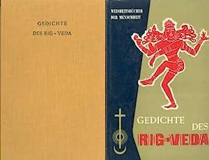 Gedichte des Rig-Veda. Auswahl u. Übers. von Herman Lommel.: Lommel, Herman:
