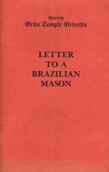 Letter to a Brazilian Mason.: Motta, Marcelo Ramos: