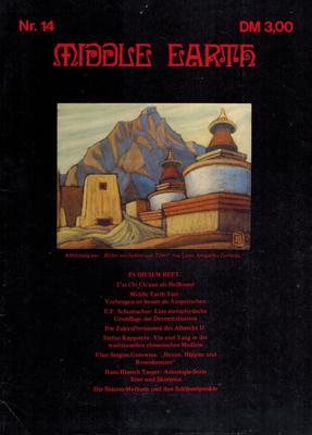 MIDDLE EARTH. Nummer 14.: Jünemann, Wolfgang (Hrsg.):