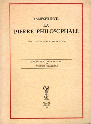 La pierre philosophale.: Lambsprinck: