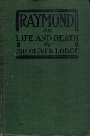Raymond or Life and Death with Examples: Lodge, Sir Oliver