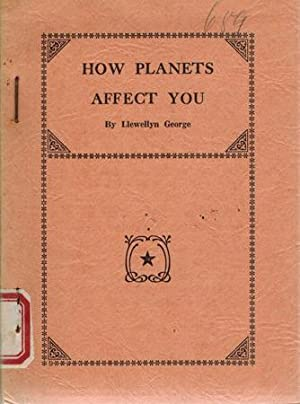 How Planets Affect You. Philosophy of Planetary Vibrations.