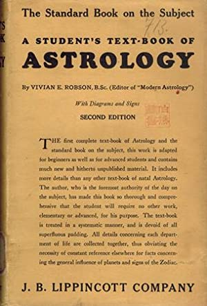 A Student's Text-book of Astrology.