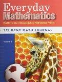 Everyday Mathematics, Grade 1, Student Math Journal: Bell, Max; Dillard,