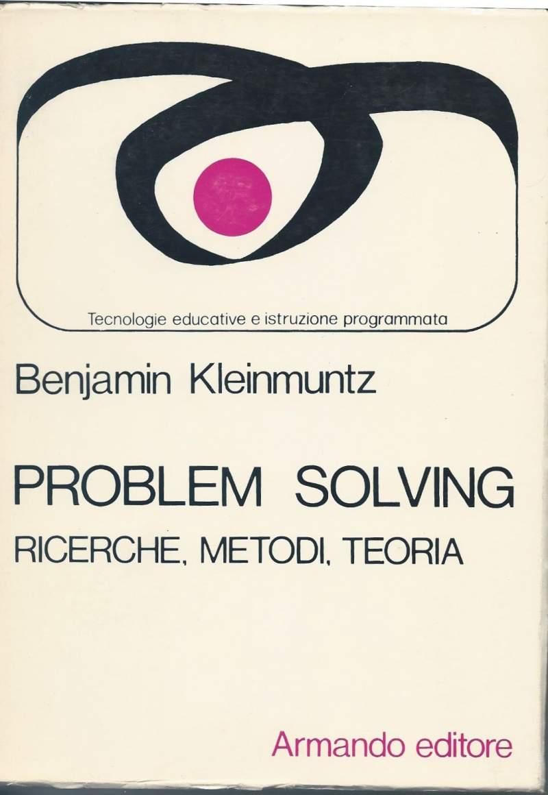 kleinmuntz problem solving
