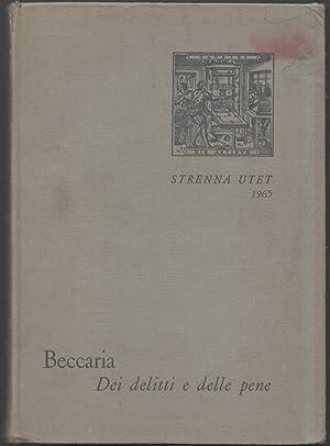 DEI DELITTI E DELLE PENE: Beccaria, Cesare