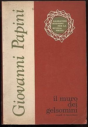 IL MURO DEI GELSOMINI: Papini, Giovanni