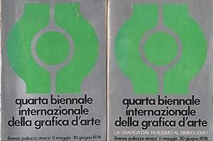 QUARTA BIENNALE INTERNAZIONALE DELLA GRAFICA D'ARTE: AA.VV