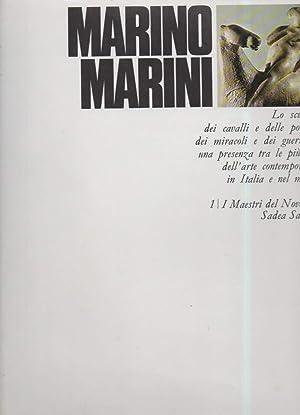 MARINO MARINI - Lo scultore dei cavalli: Busignani, Alberto